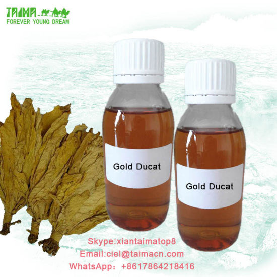 Gold Ducat Flavor Concentrated Tobacco Flavor E Liquid pictures & photos