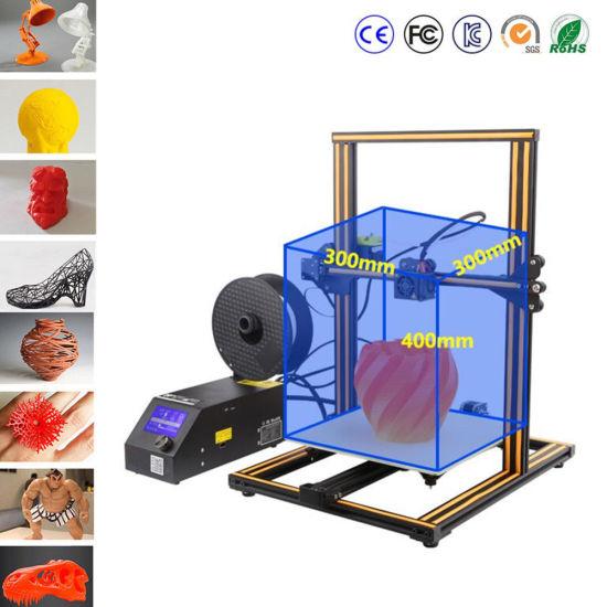 china 3d printer fdm desktop printing machine print toys artwork