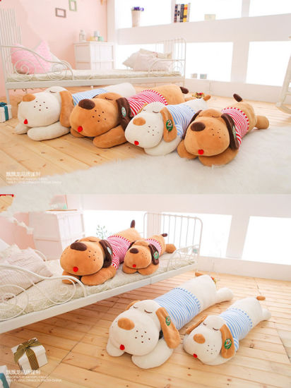 Plush Toys Lovely Dog Prone Dogs to Girlfreind