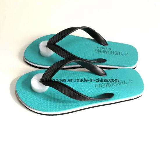 f9ba802c46ee Comfortable Men EVA Flip Flop PVC Slippers Male Summer Footwear Yx0627-5