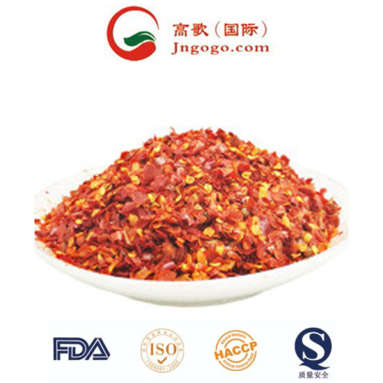 Top Quality New Crop Crushed Chilli for Sale pictures & photos