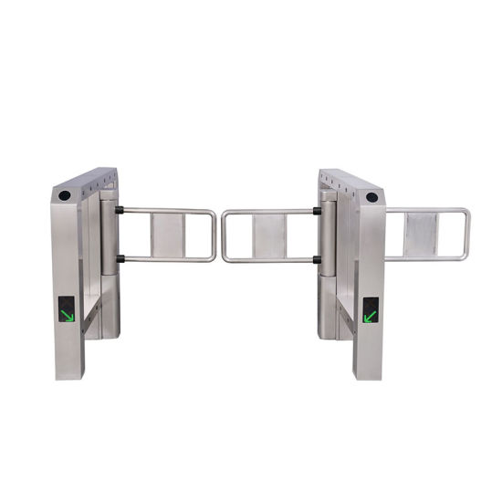 Supermarket Door Swing Barrier with Anti-Theft Supermarket Security System