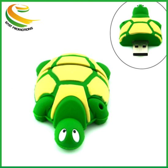 16GB USB Flash Drive Cartoon USB 2.0 pictures & photos