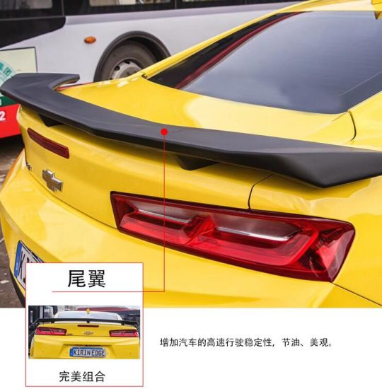 China 2016 2018 Chevrolet Camaro Zl1 Transformer Auto Parts Bumper