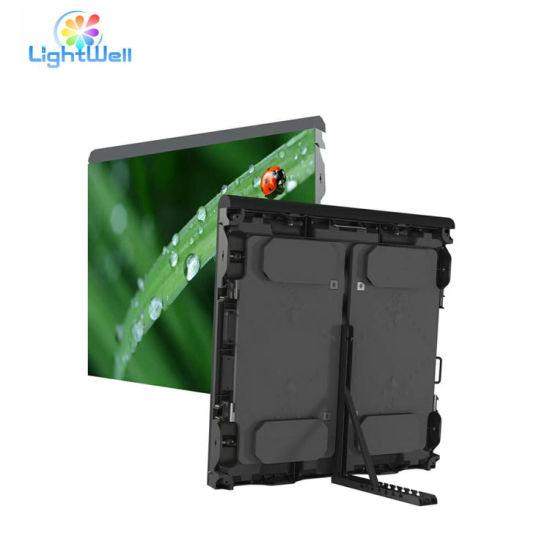 Lw Waterproof P10 Football Large Stadium Perimeter LED Advertising Screen /LED Screen Display Boards Screen