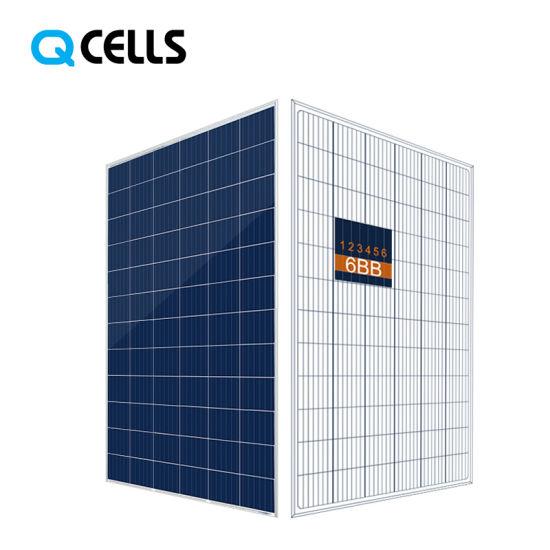 Top Brand Q-Cells Poly Solar Panel 320W 325W 330W