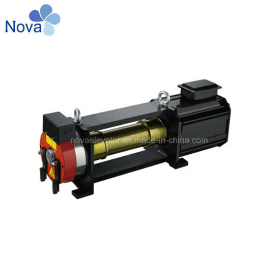 Roller Type Gearless Traction Machine for Lift