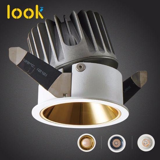Commercial Interior LED COB Light Downlight Spotlight