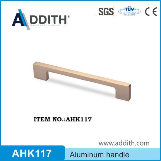 Qualified Furniture Aluminum Door Cabinet Cupboard Handle