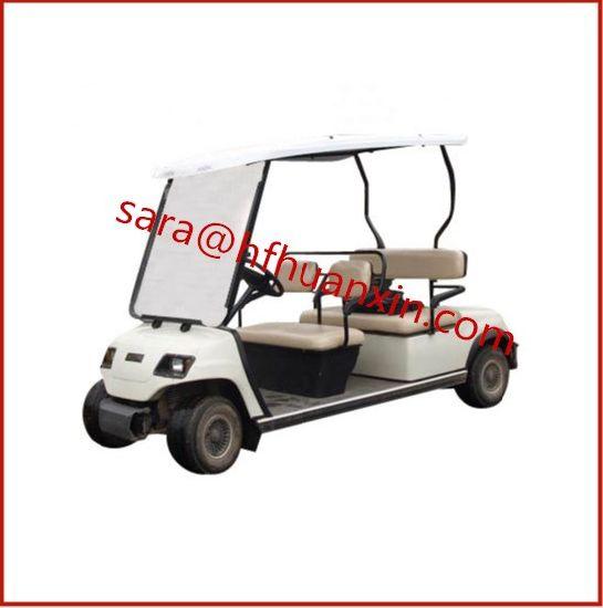 China Mini Small Folding 4 Wheel Drive Electric Golf Cart For Sale