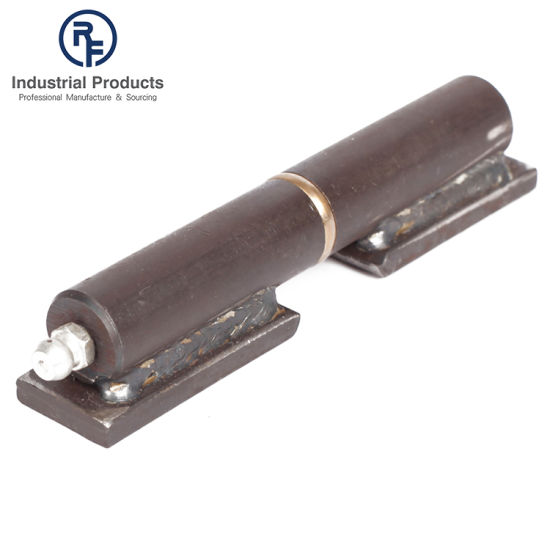 "RF 10""OEM Style Weld-on Plate Round Hinge for Fence Gate"