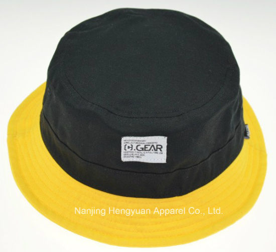 Promotional Fashion Patch Trucker Sport Bucket Hat (HY072803) pictures & photos
