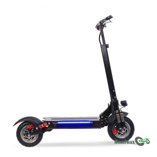 48V 800W*2 Motor Mini Electric Folding Bike