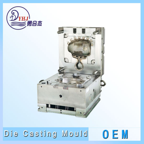 Aluminum Die Casting Metal Injection Molding for Car Parts