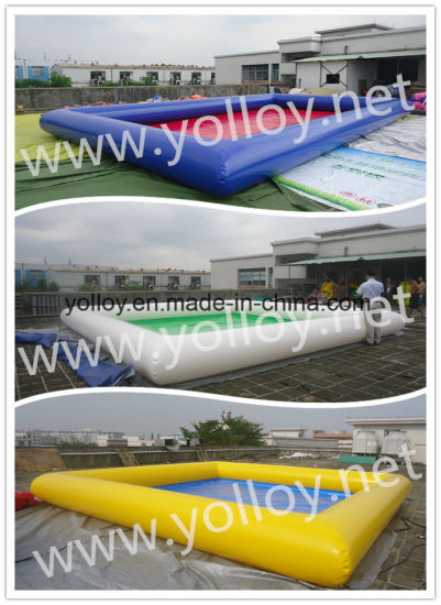 Inflatable Swimming Pool, Water Game Pool pictures & photos
