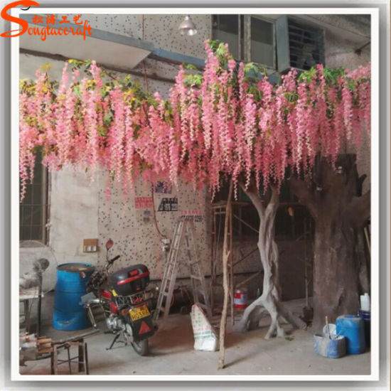 china wedding decoration artificial cherry blossom tree - china