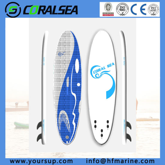 "PVC Plastic Surf with High Quality (Classic10′6"") pictures & photos"