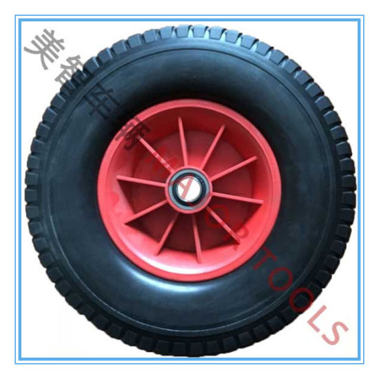 13 Inch Polyurethane Foam Wheel for Garden Tool Wheels, Tool Wheels, Special Purpose Vehicle Wheels pictures & photos