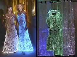 Fiber Optic Shining Coat for Stage and Party (HYC-100)