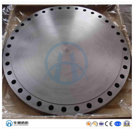 ANSI DIN Stainless Steel Forged Casting Weld Neck Pipe Falnge