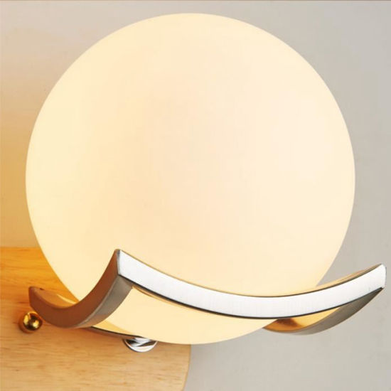 5W LED Wall Light Modern Wall Lamp Sconce Wandlamp LED Bedside Sconces Bedroom Wall Lamp Decor for Home Lights Fixtures pictures & photos