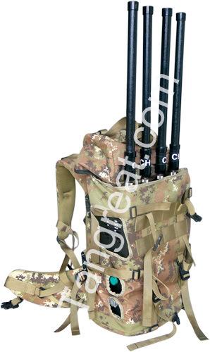 Manpack Military Bomb Jammer (TG-VIP)