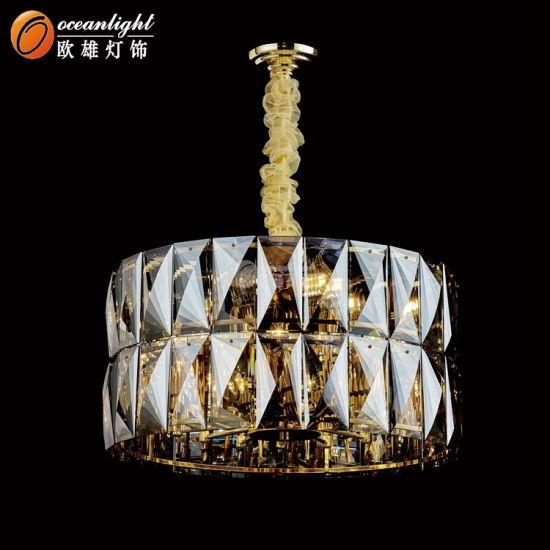Modern Crystal Chandelier Lighting Decoration Indoor Pendant Lights