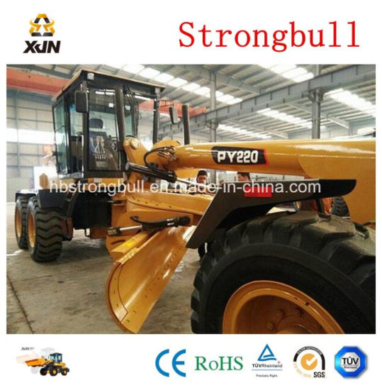 Xjn New Arrival Gr215 215HP Small Motor Grader pictures & photos