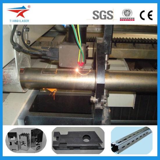 Round/Square Pipe Metal Laser Cutting Machine (TQL-LCY620-GC40/GC60)