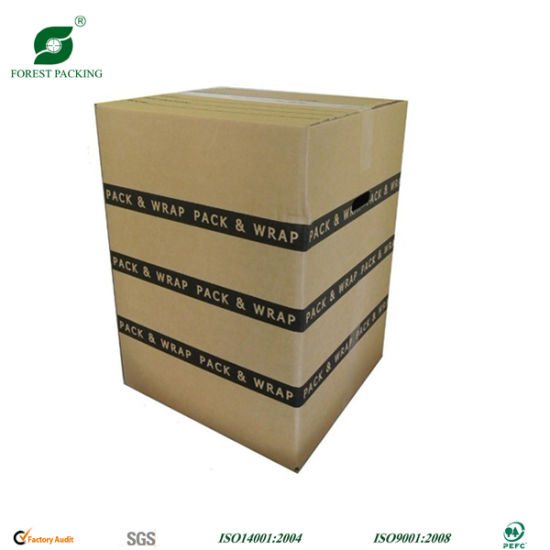 Corrugated Corton Packing Box for Machine (FP7034) pictures & photos