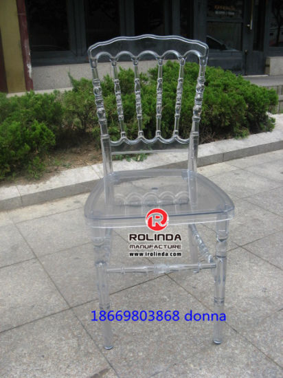 Wholesale Hotel Furniture Resin Napoleon Chair pictures & photos