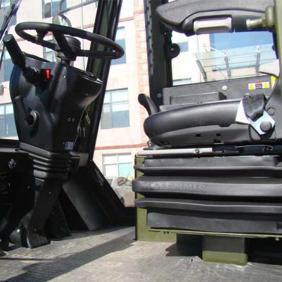 Heavy Duty 5ton All Rough Terrain Forklift with Low Price pictures & photos
