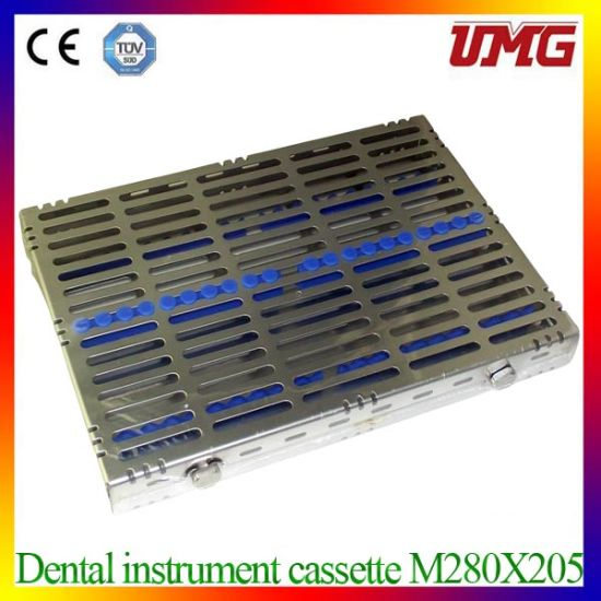 Stainless Dental Sterilizer Cassette M280X205 pictures & photos