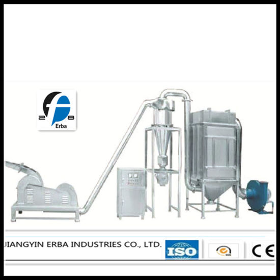 Zsj Series of High-Speed Pulse Dust Removal Type Crushing Machine