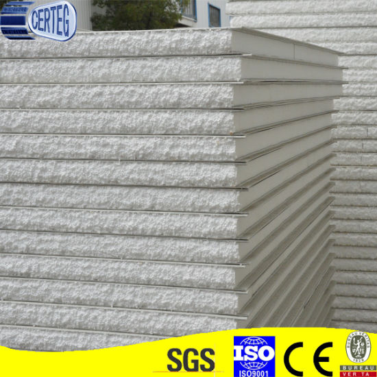 China EPS Insulated Panels for Walls in Prices (CTG A 073