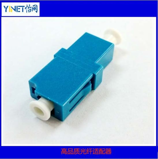 Fiber Connector LC Adaptors Simplex pictures & photos