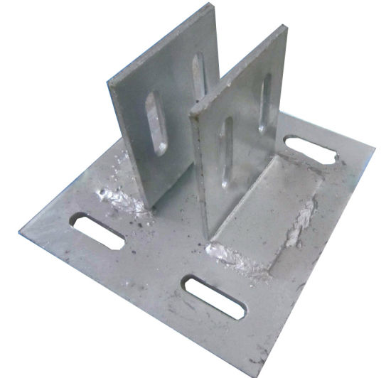 Machine Part Made by Plasma Cutting Steel Plate pictures & photos