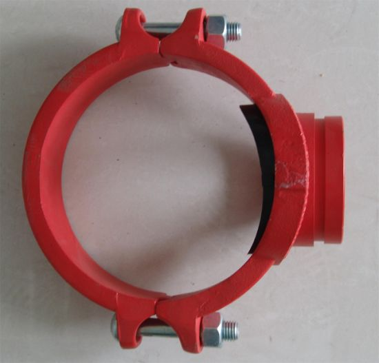 ASTM A536 FM UL Ductile Iron Fire Pipe Fittings pictures & photos
