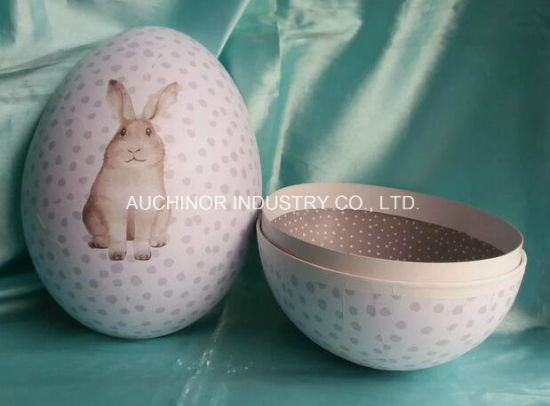 Egg Shaped Paper Pulp Packaging Box Gift Box pictures & photos