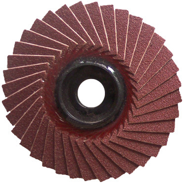 125 X 22mm Abrasive Flap Blade Disc Radial pictures & photos