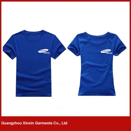100% Cotton Fashion Women's Round Neck Print Tshirt Tee Shirt (R111)