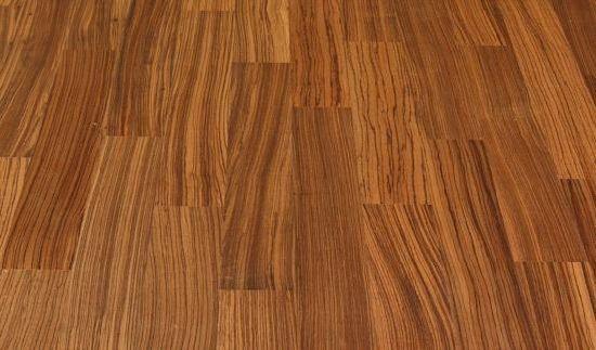 China Werner Floors Zebrano Parquet, Zebrano Laminate Flooring