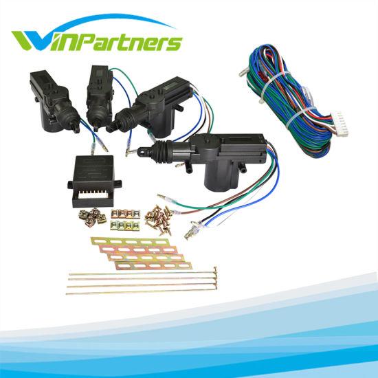 China 12v Car Remote Control Conversion 4 Door Power Central Lock