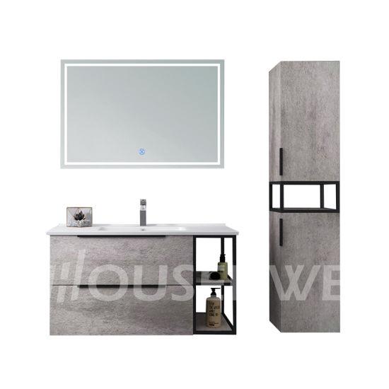 Good Sale Bathroom Vanity Custom Made Full Set Bathroom Cabinet