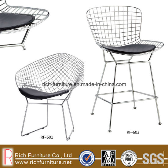 Remarkable China Harry Bertoia Diamond Lounge Steel Wire Chair China Alphanode Cool Chair Designs And Ideas Alphanodeonline