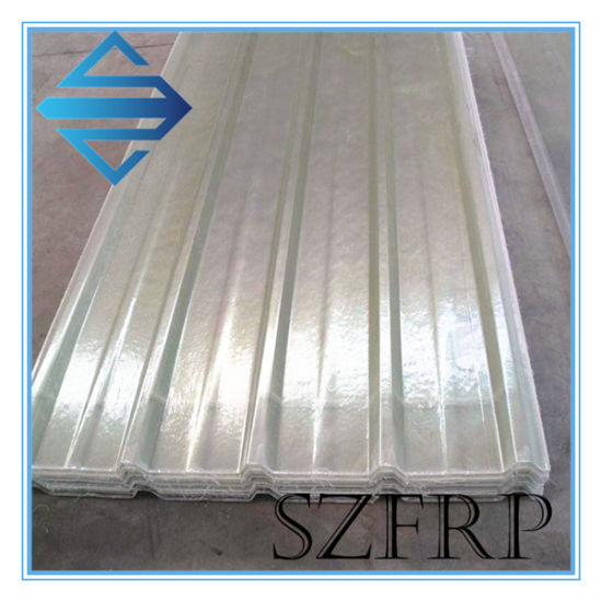 Thermal Insulation Greenhouse Frp Grp Fibergl Skylight Ceiling Panels