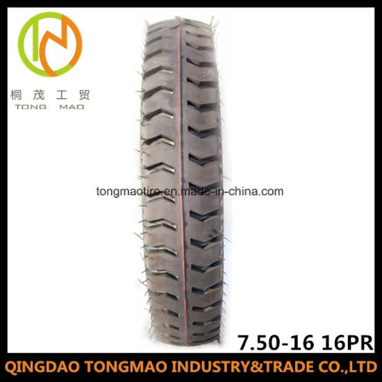 Popular Pattern 7.50-14 Agricultural Tire for Tractor pictures & photos