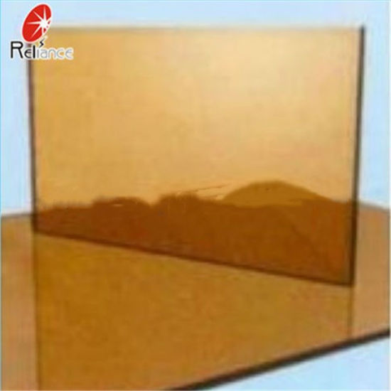 4mm Bronze Reflective Glass, Building Glass pictures & photos