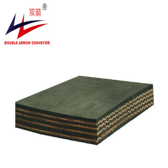 High Efficiency Heat Resistant Belt Conveyor pictures & photos