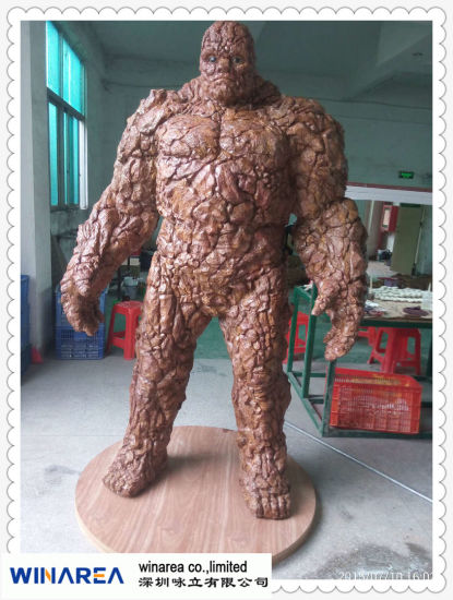 Customized High Fiberglass Statues pictures & photos